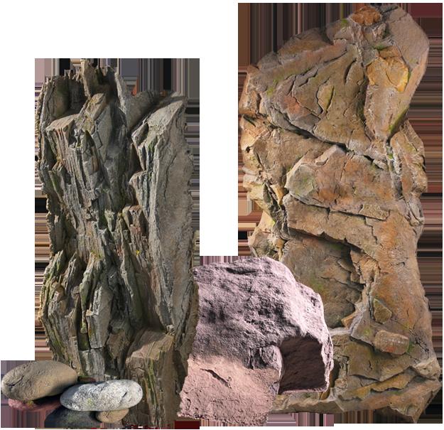 Faux Rocks